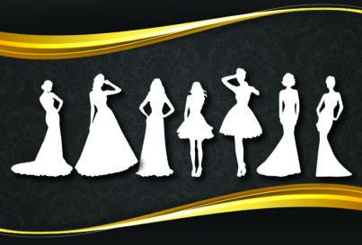 Os vestidos de festa ideais para cada idade e corpo