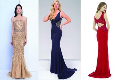 Casamento: Modelos de vestidos de festa elegantes e requintados