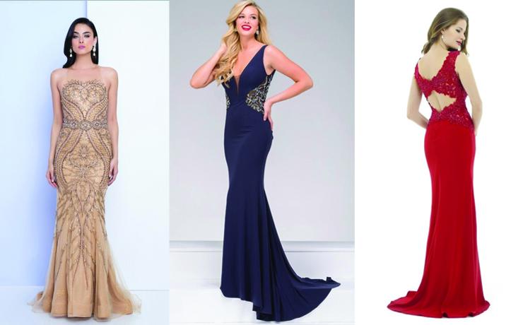 4f16251127f6 Casamento: Modelos de vestidos de festa elegantes e requintados ...