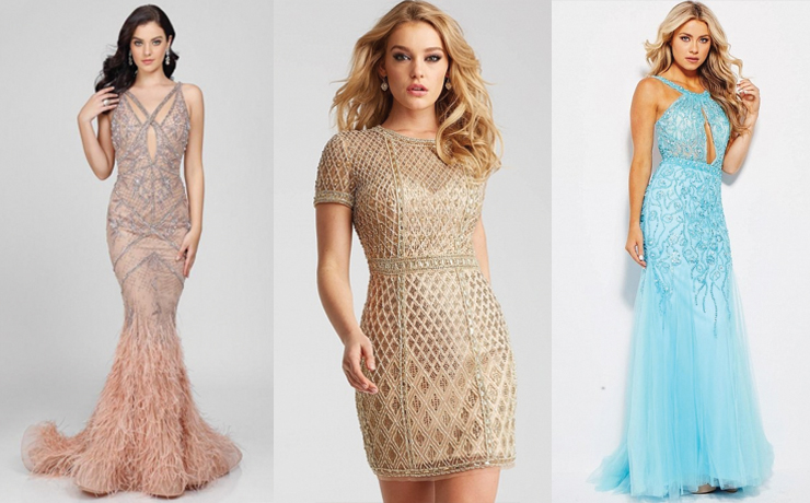 b4b3043d18 Os vestidos de festa ideais para cada evento