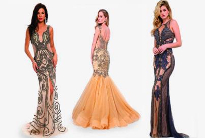 Luna Moda Festa : 10 motivos para você comprar vestidos de festa sofisticados