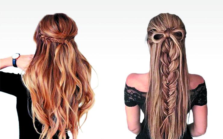 aprenda dicas de penteados simples para festas