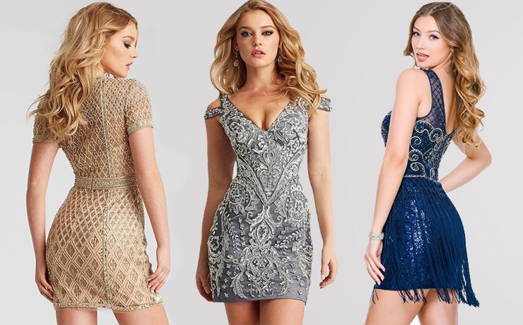 6e6ab84a11 6 modelos de vestido para festa curto da Luna! - Luna Moda Festa
