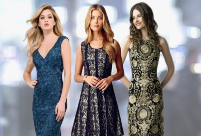 O que um modelo de vestido social para festa precisa ter?