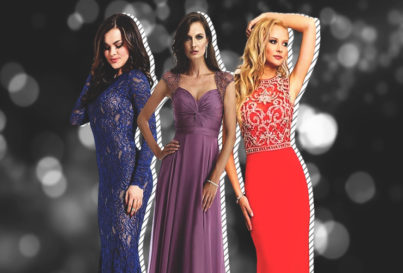 Principais razões para comprar vestidos de festa